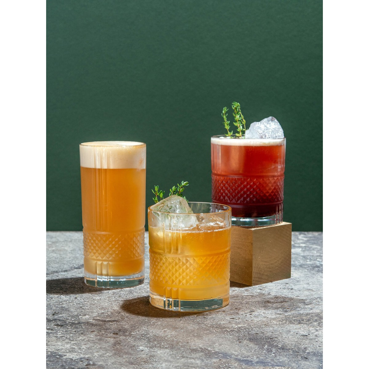 Bourbon Meets Craft Beer - Cocktail Set