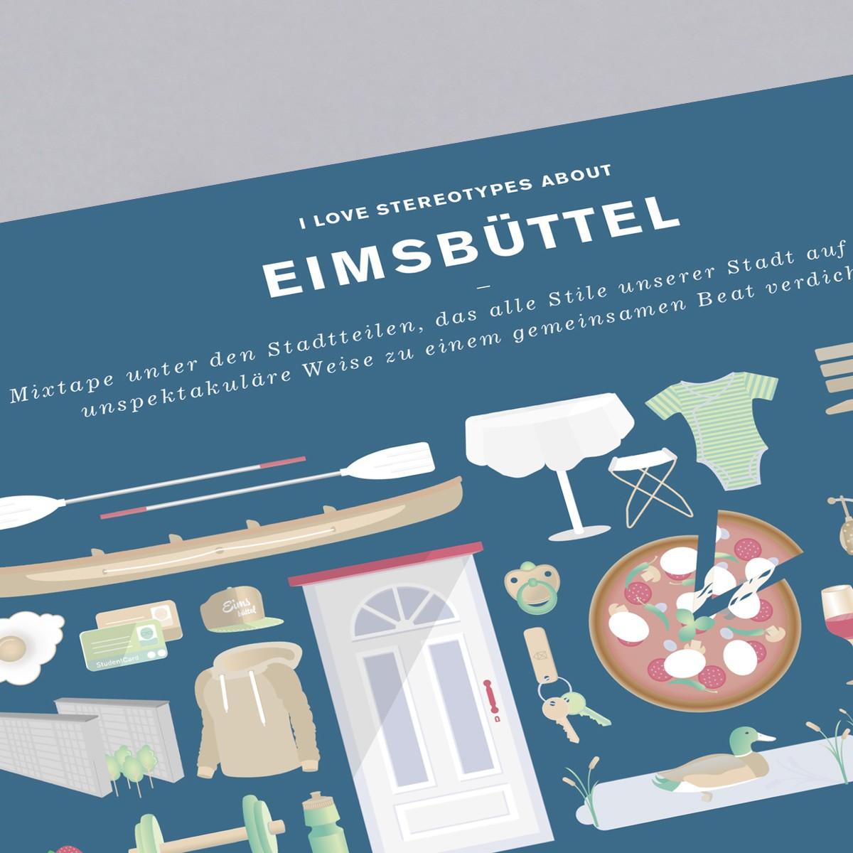 Bureau Bald Stadtteil Brettchen Eimsbüttel