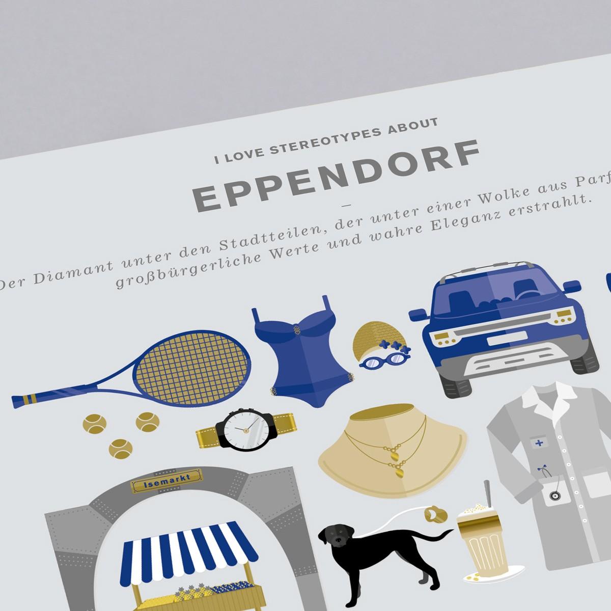 Bureau Bald Stadtteil Brettchen Eppendorf
