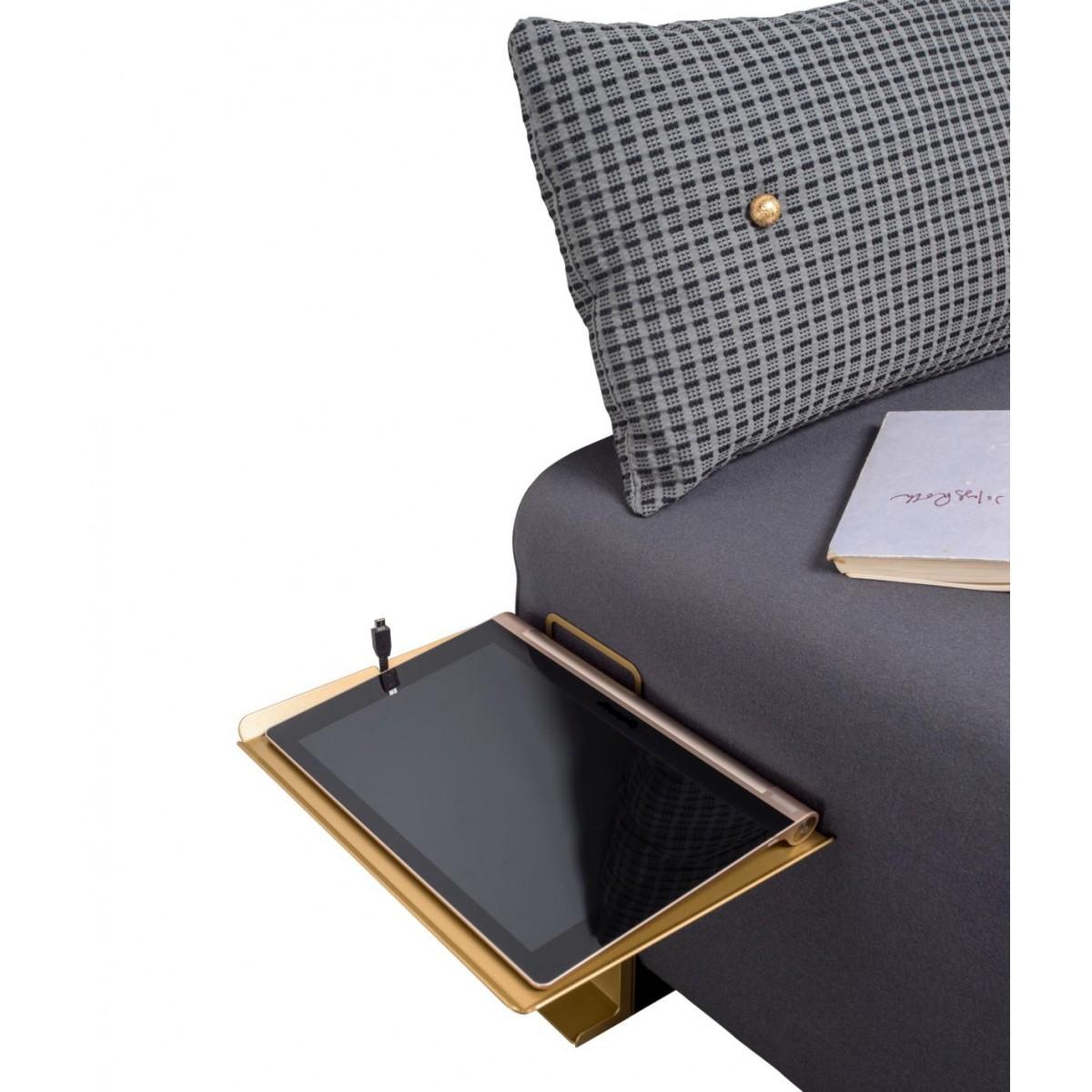 Fnurst ByStand - TabletLadeplatz + Ablage (Platte rechts)