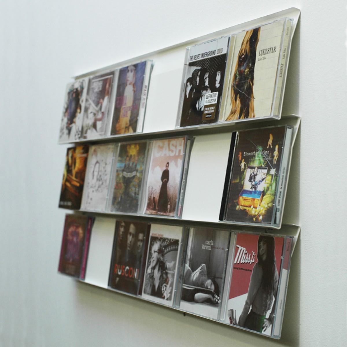 CD-Display (abgebildet sind 3 Stück)