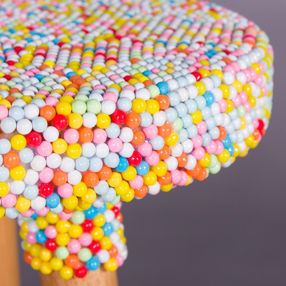 Candy Company Zuckerperlen Hocker
