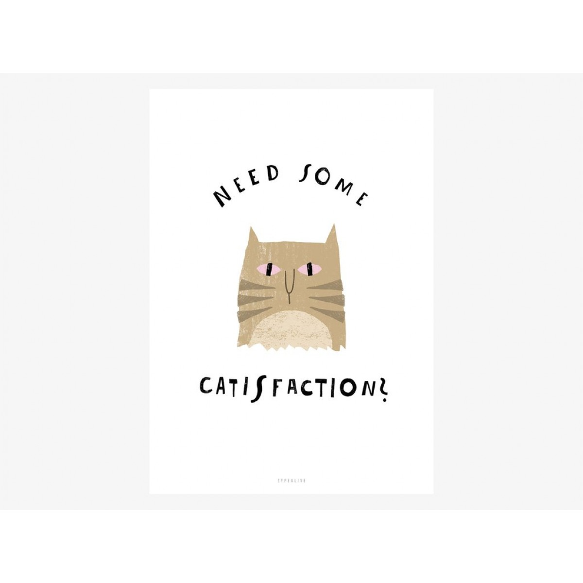 typealive / Catisfaction No. 8