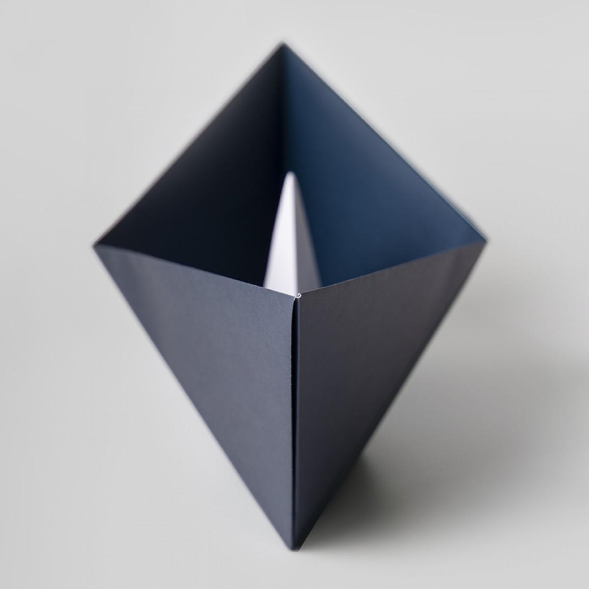 Origami Print Papieboot von Christina Pauls