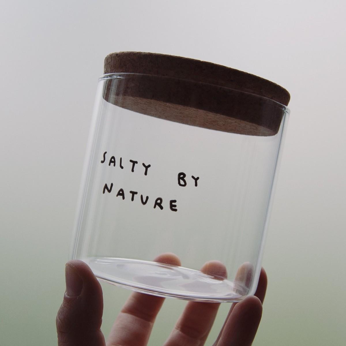 SALTY BY NATURE DOSE – Johanna Schwarzer