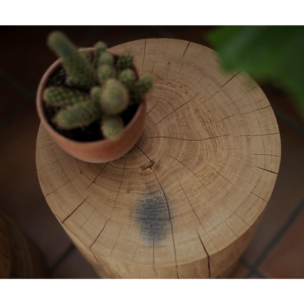 OnePieceWood - Nachttische/couchtisch - blue oak