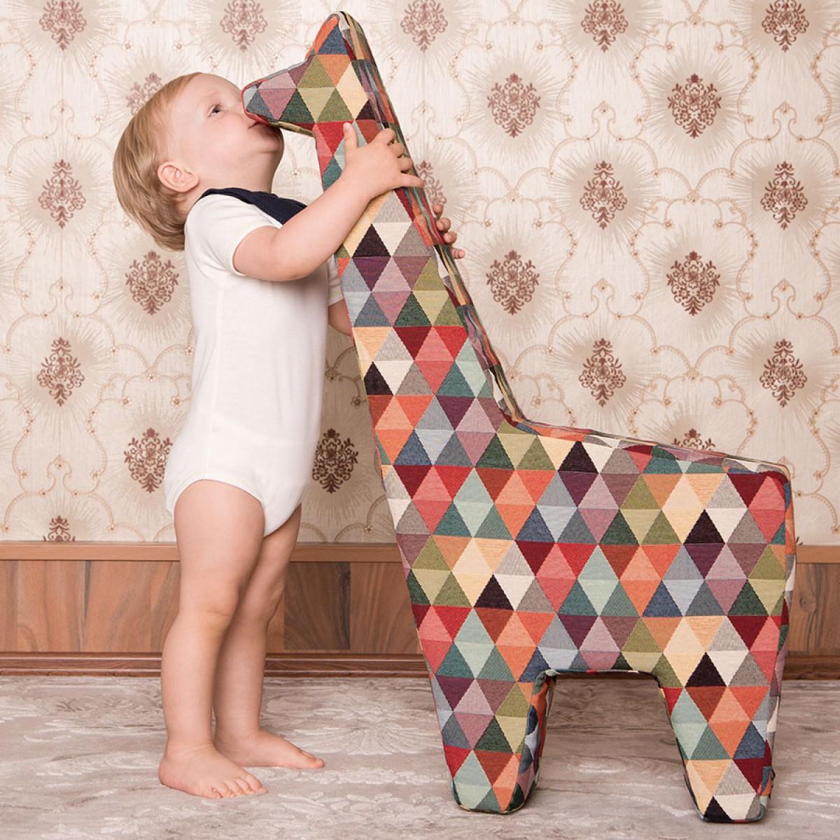 Woof - Spieltier zum Toben - Gerrit la Girafe