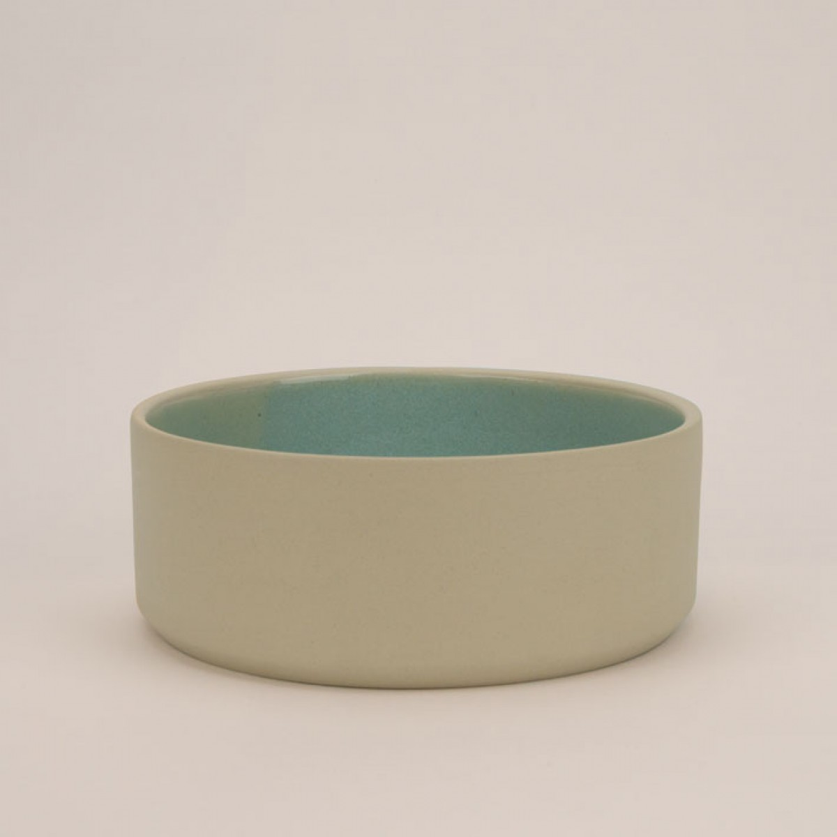 4 Nooks - Dog Bowl / Hundenapf JUNA - Meeresblau II
