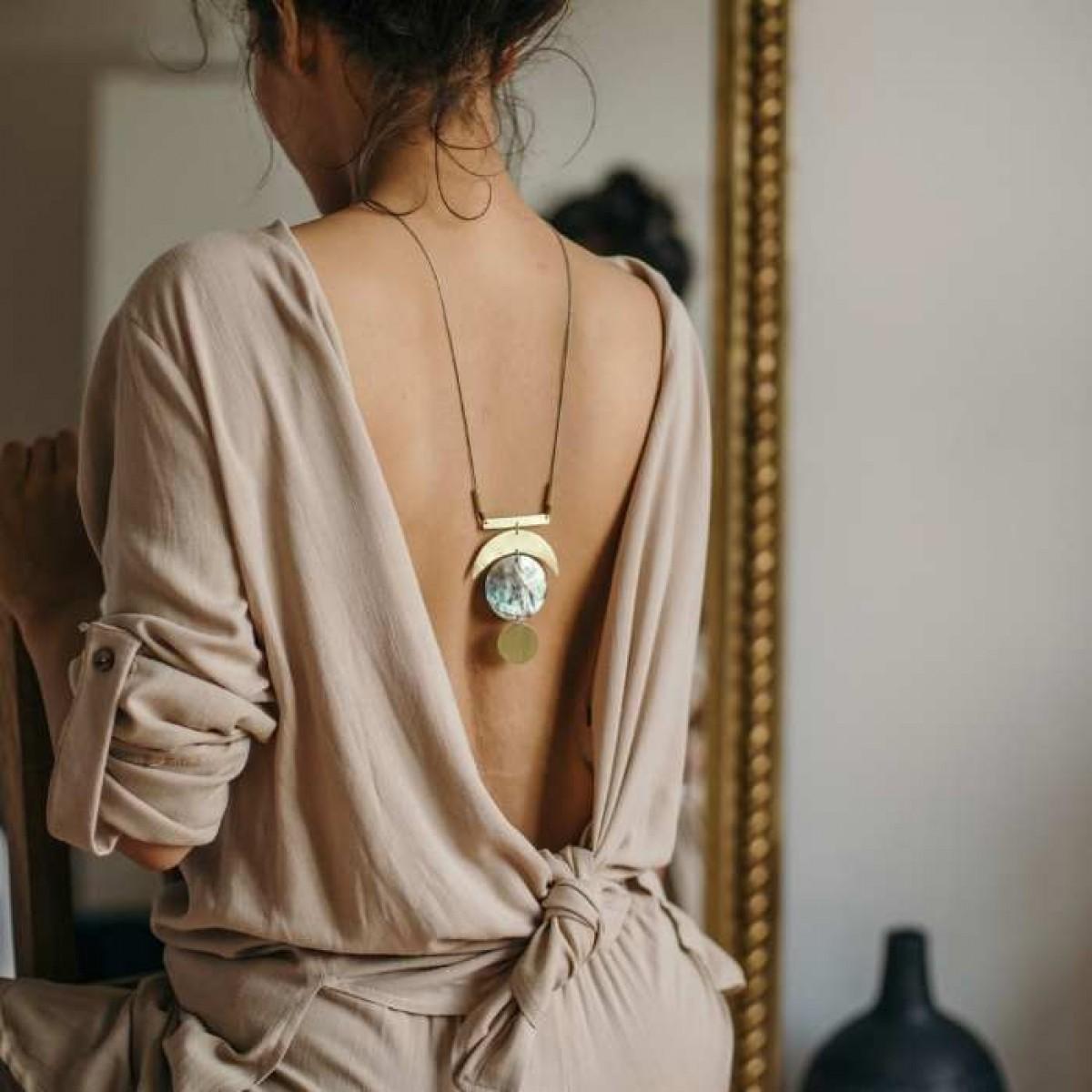 IDA PING Jewelry LUNA // NECKLACE Nº2