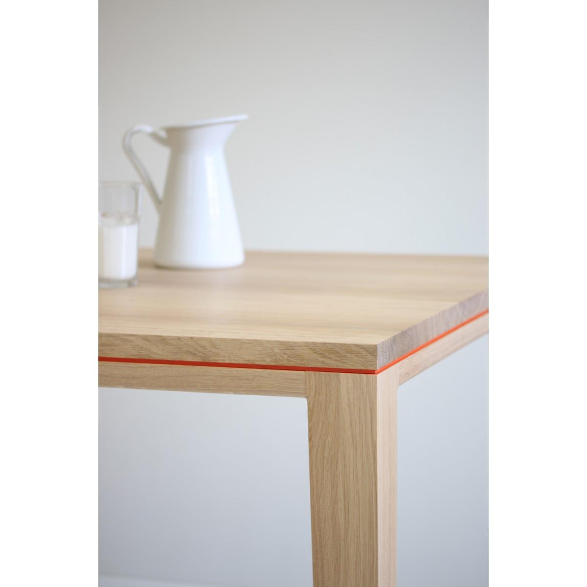 bpistorius esstisch tisch r10 eiche wei. Black Bedroom Furniture Sets. Home Design Ideas