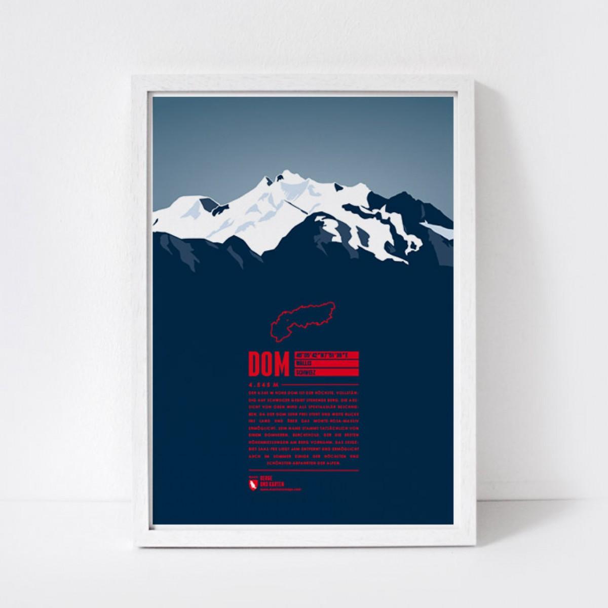 Marmota Maps – Dom - Bergdruck