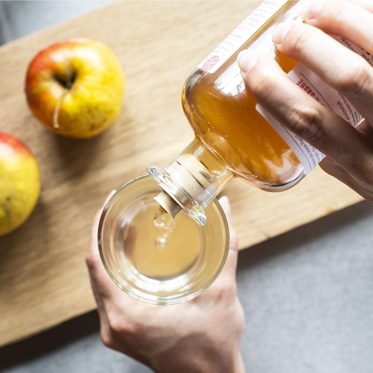 REZEPTUR 1779 Apfelessig mit Honig (350 ml)