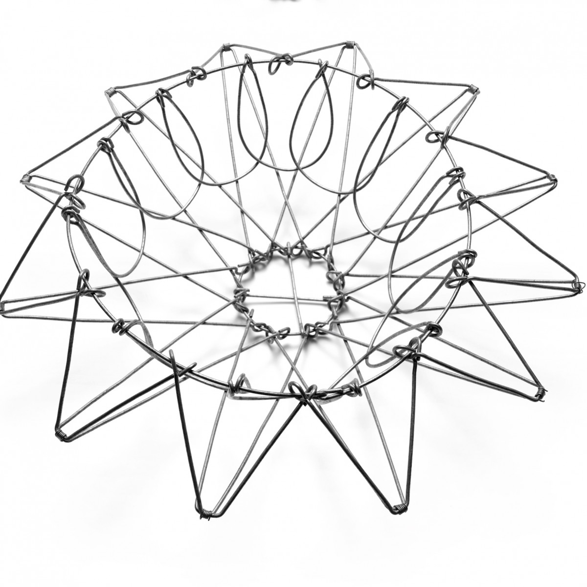 AUERBERG Drahtkorb Design: Anonym