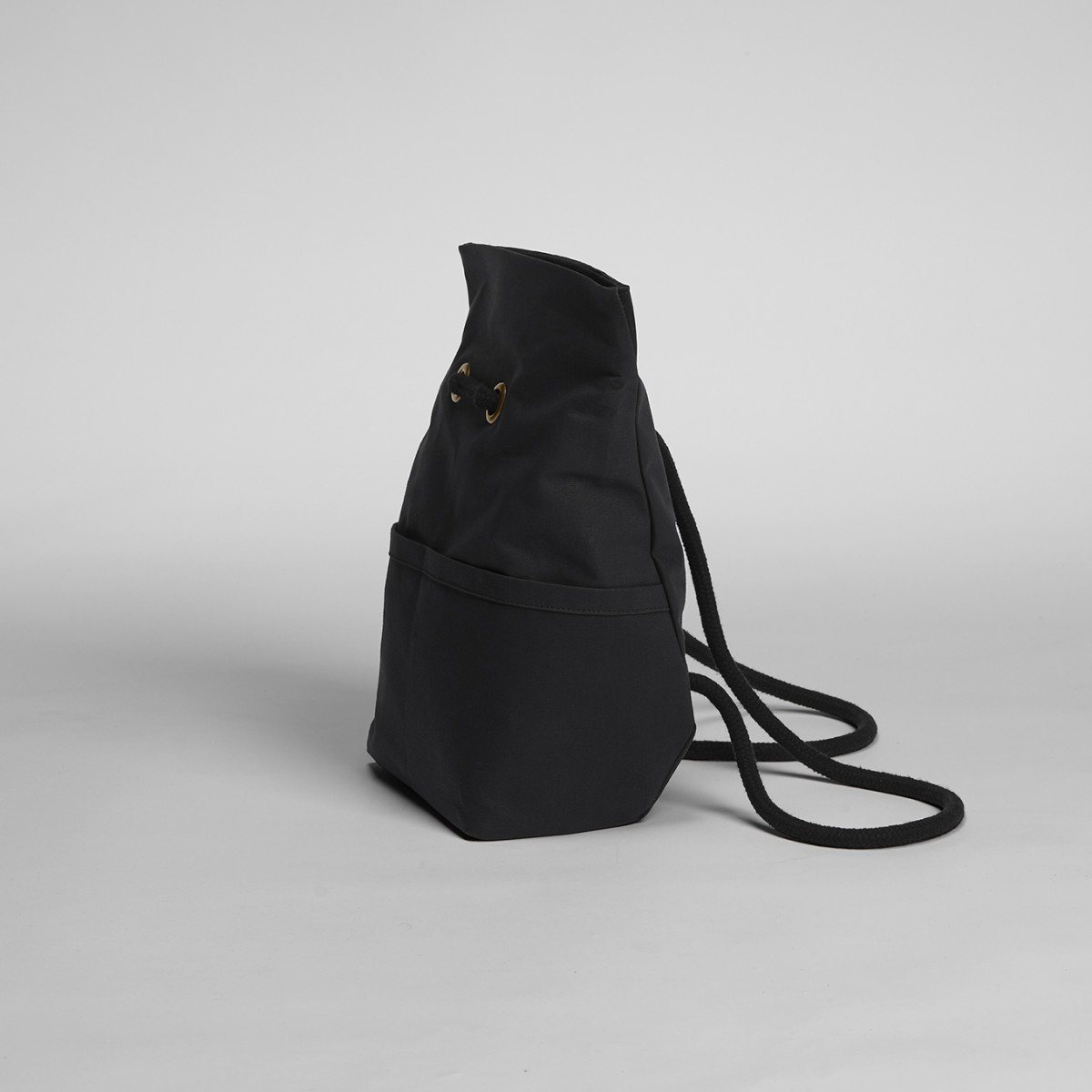 Dual Backpack Small Black