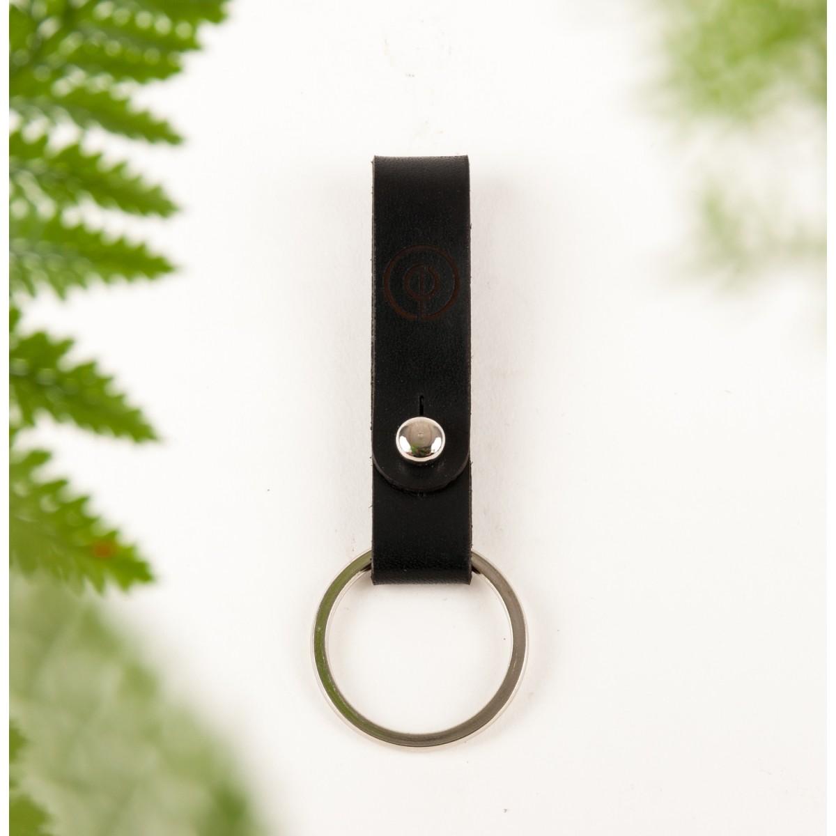 DUKTA – Schlüsselanhänger klein schwarz
