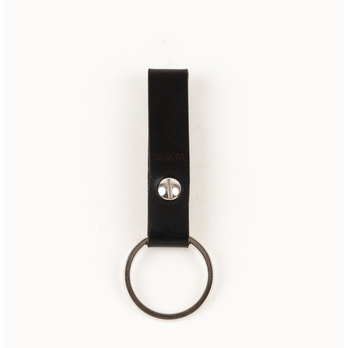 Schlüsselanhänger klein schwarz