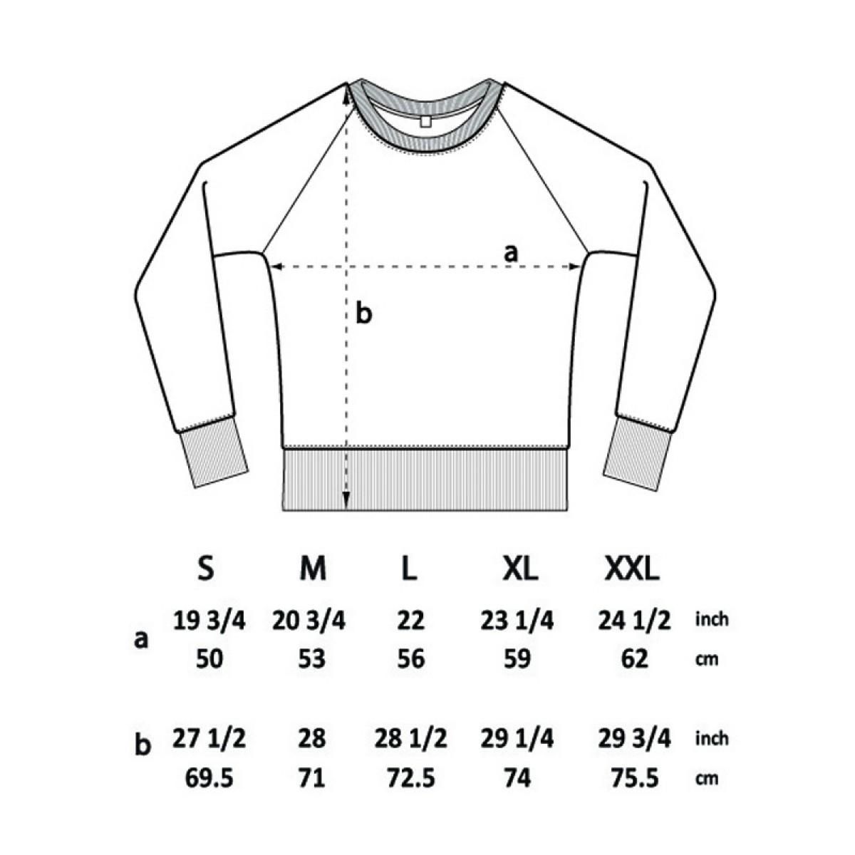 Robert Richter – Space Flakes - Organic Cotton Sweatshirt