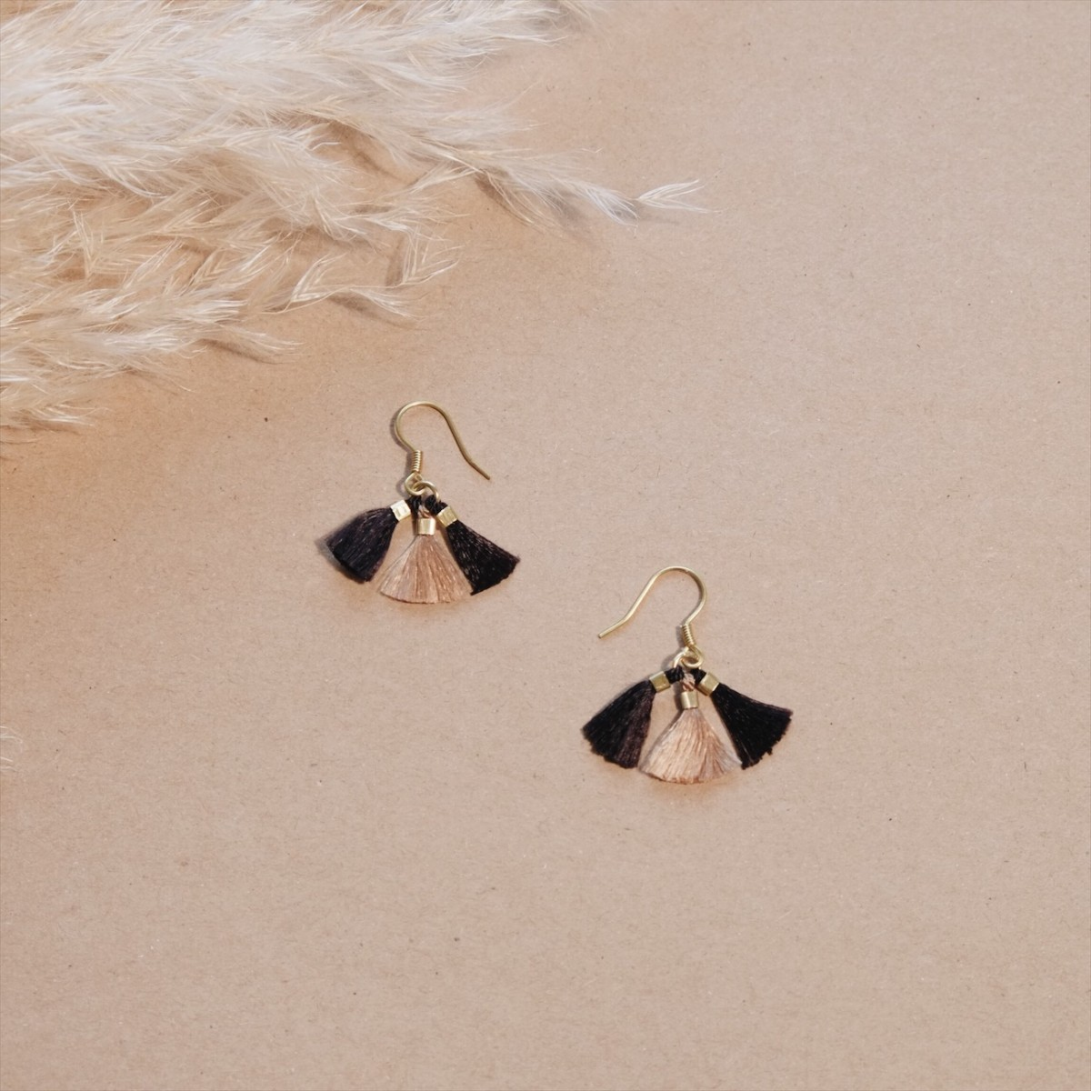 EVE + ADIS // TASSEL EARRINGS