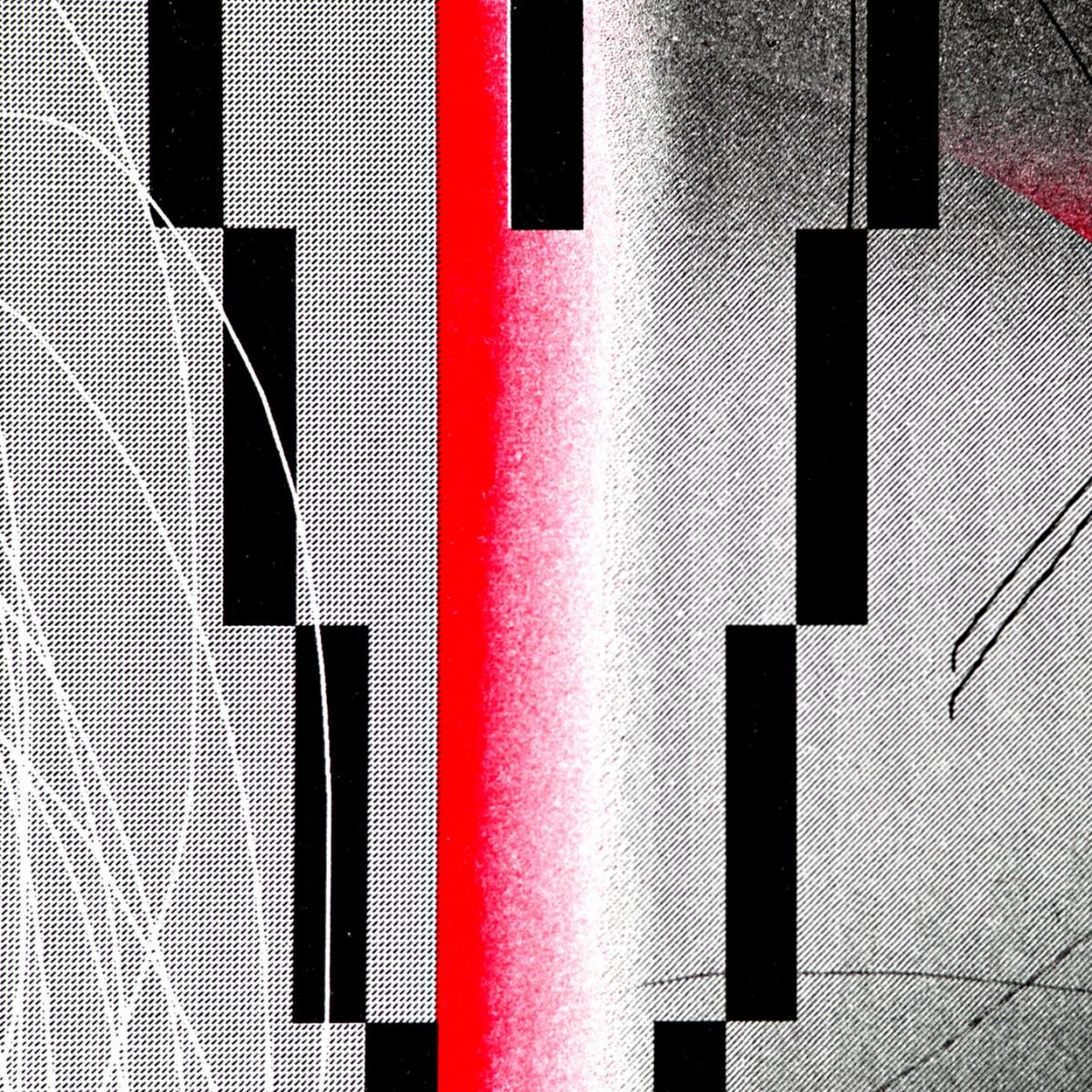 Black Matter – EVERYDAY ORNAMENTS Design Monats Kalender 2020/ 13 Kunstdrucke von internationalen Künstlern/ DIN A3 in leuchtenden Farben im Siebdruck-Stil