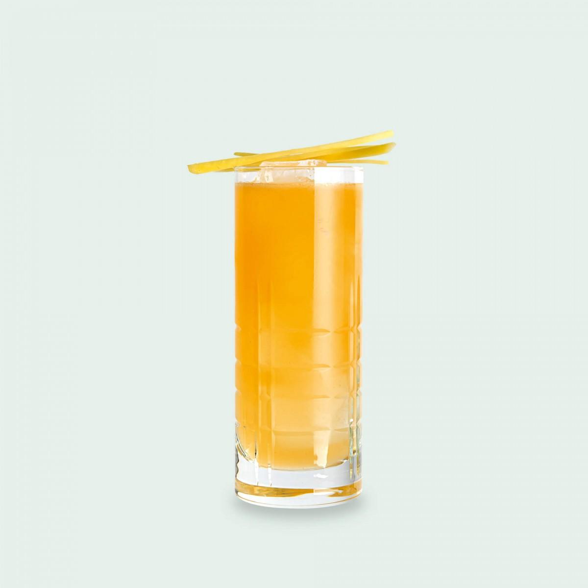 Fine Drinking - Tiki Style - Cocktail Set