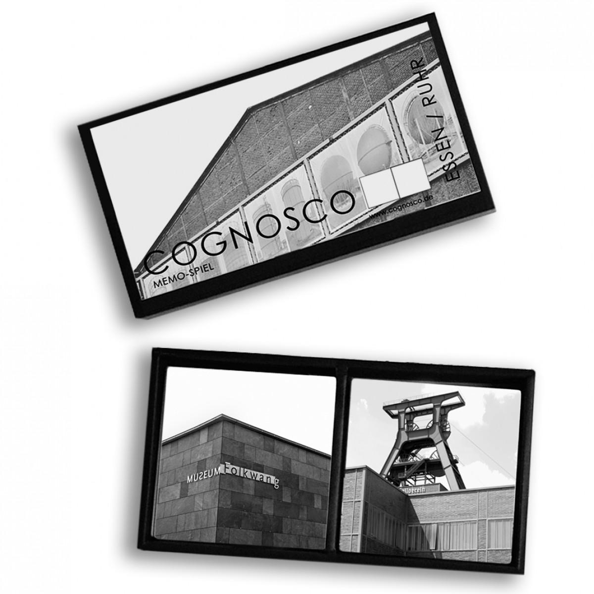 COGNOSCO Memo-Spiel Essen/Ruhrgebiet