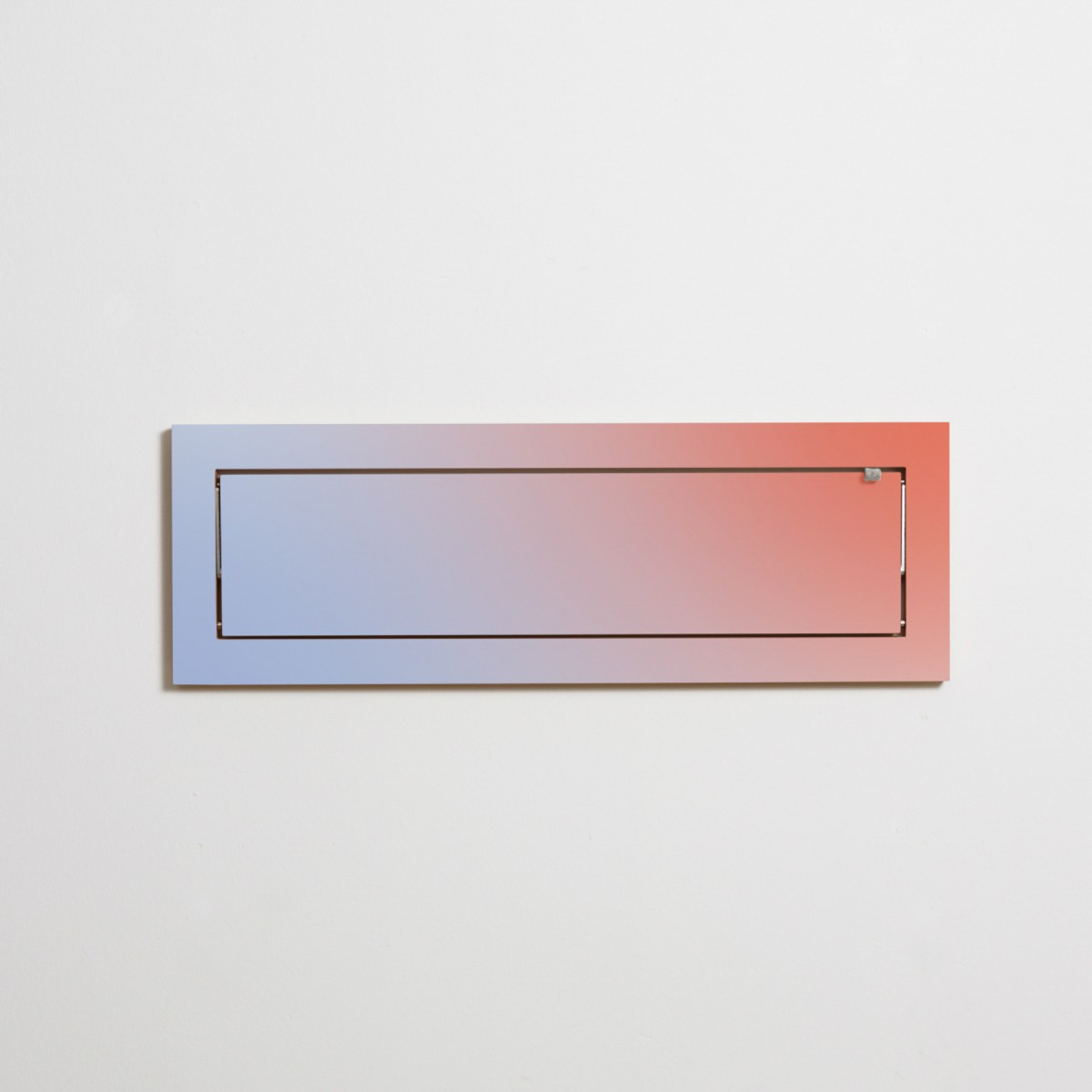 AMBIVALENZ Fläpps Regal 80x27-1 – Sunrise by Joa Herrenknecht