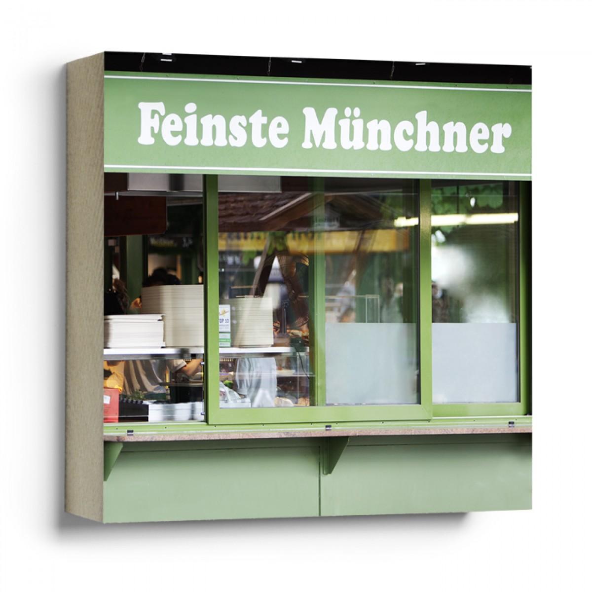 """München im Quadrat - """"Feinste Münchner"""""""