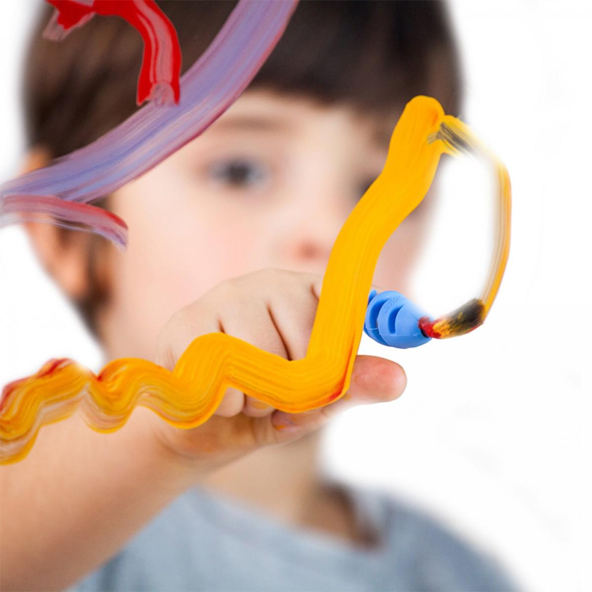 FINGERMAX - Finger Pinsel Kindergarten Set (20 x Fingermax)