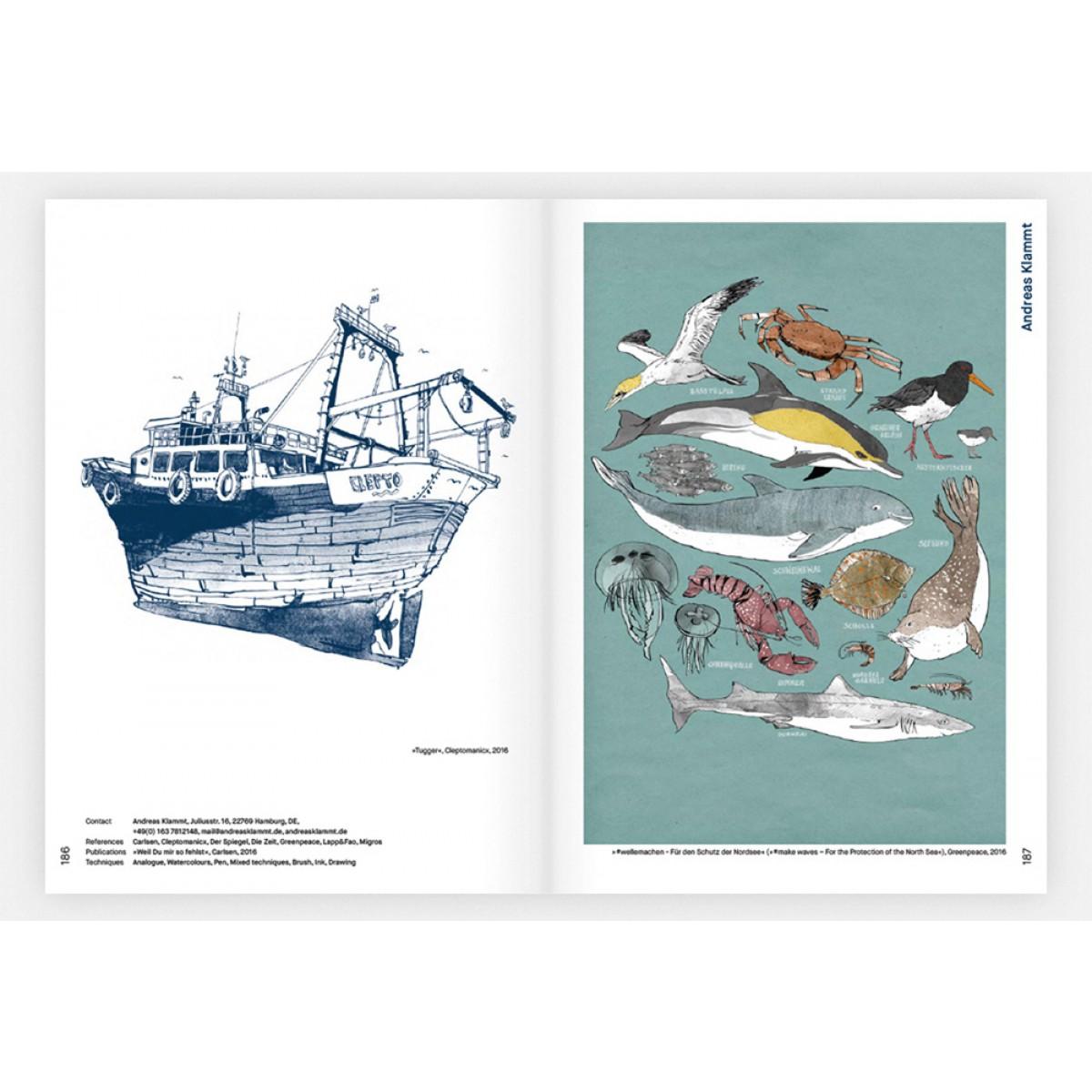 Hrsg. Raban Ruddigkeit Freistil 6 Das Buch der Illustratoren