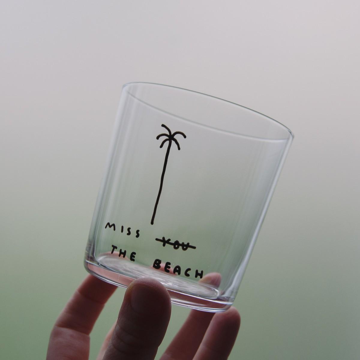 MISS YOU Glas – Johanna Schwarzer