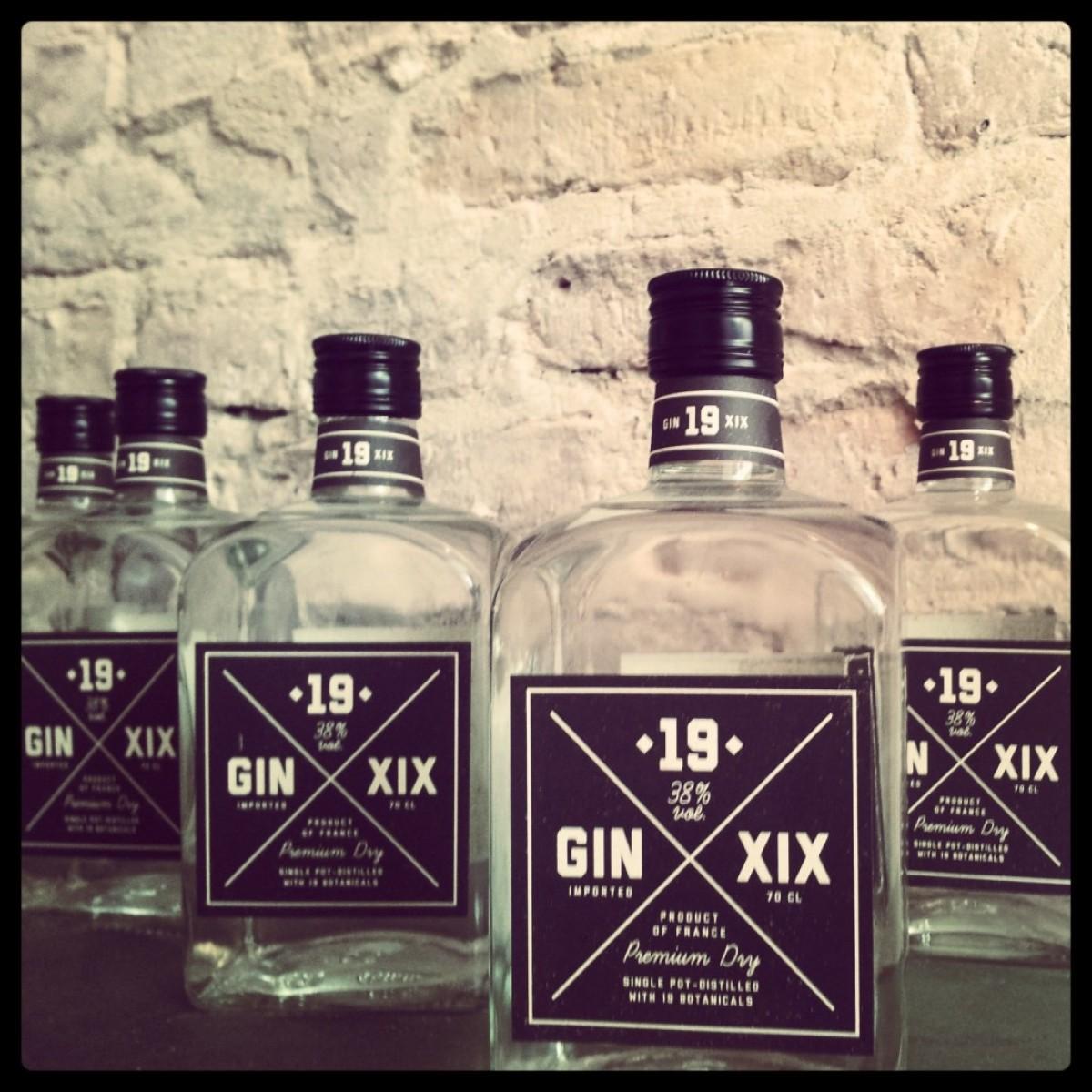 The Liquor Company - Gin XIX - premium dry (0,7l)