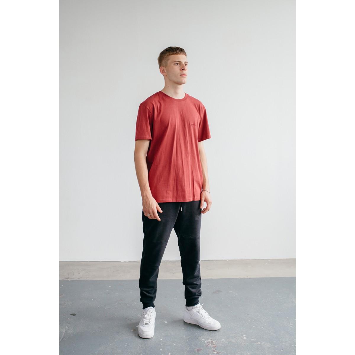 Goodbois Signature T-Shirt burgundy