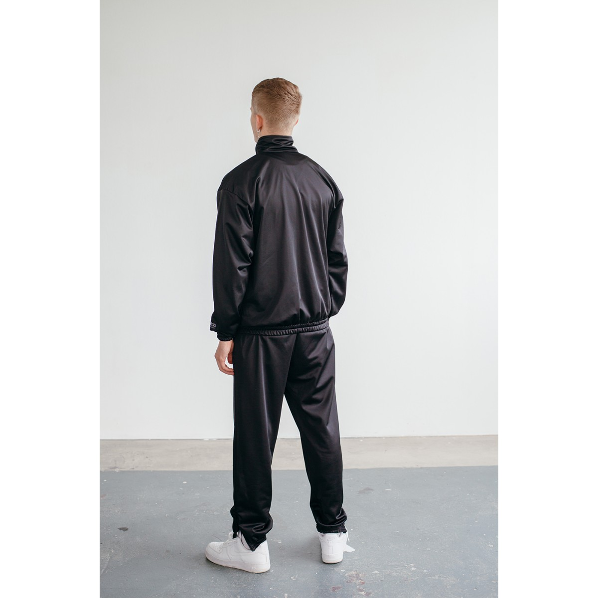 Goodbois Signature Track Jacket black