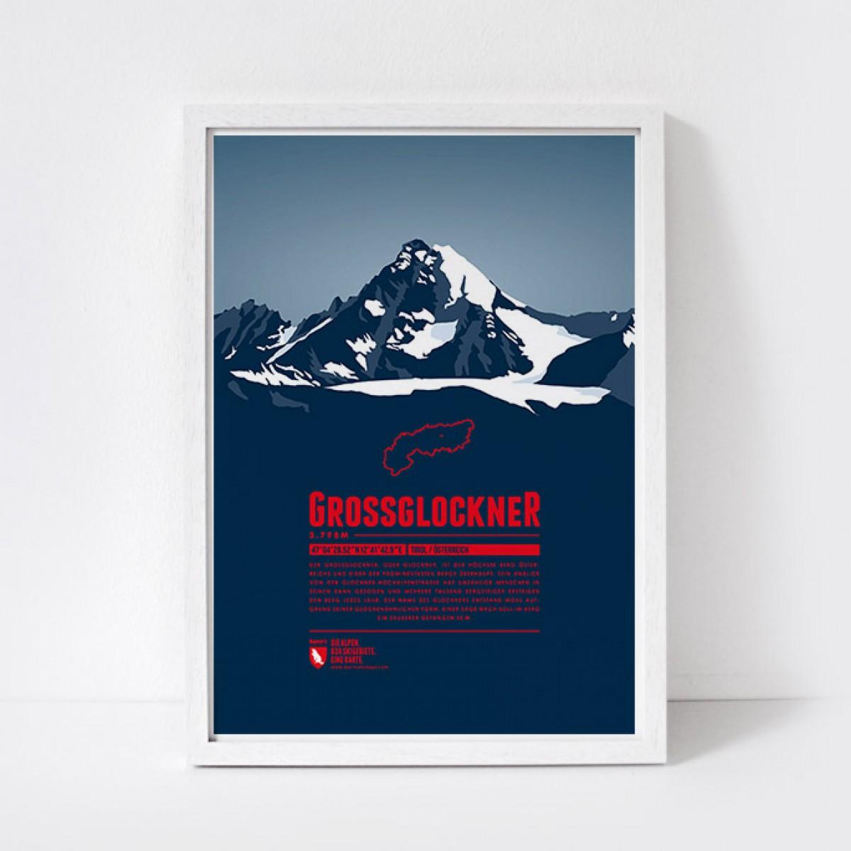 Marmota Maps – Großglockner