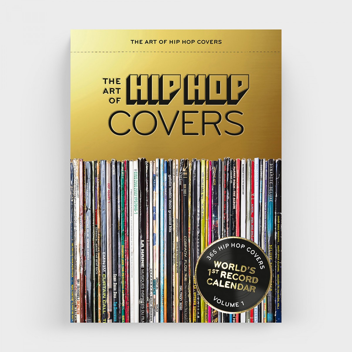 THE ART OF HIP HOP COVERS