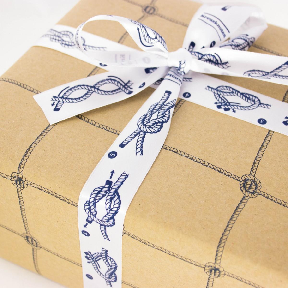 Maritimes Geschenkverpackungs-Set II