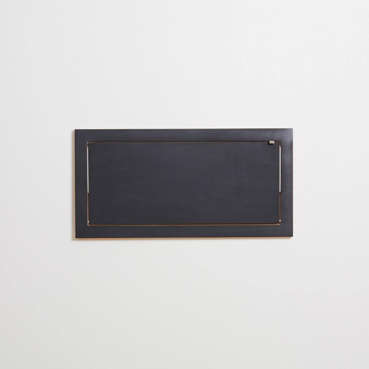 AMBIVALENZ Fläpps Regal 80x40x1 (in schwarz oder weiß)