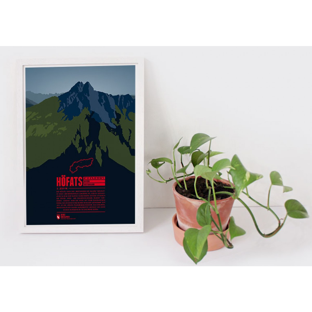 Höfats - Bergdruck