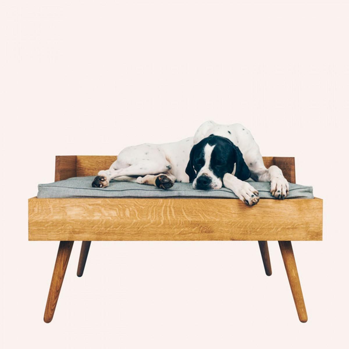 4 Nooks – FIETE - das Hundebett