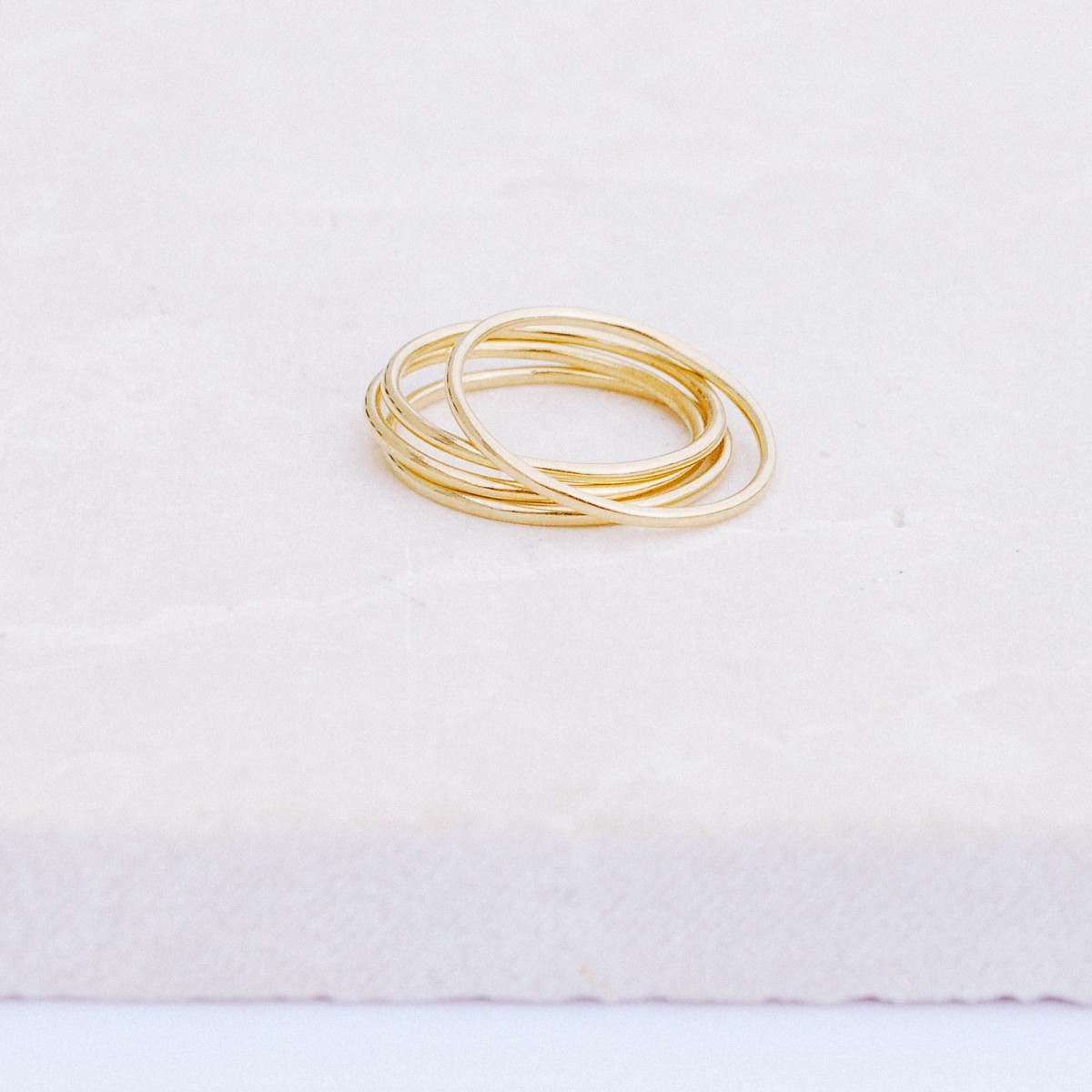 iloveblossom SIMPLE THINGS RING // gold