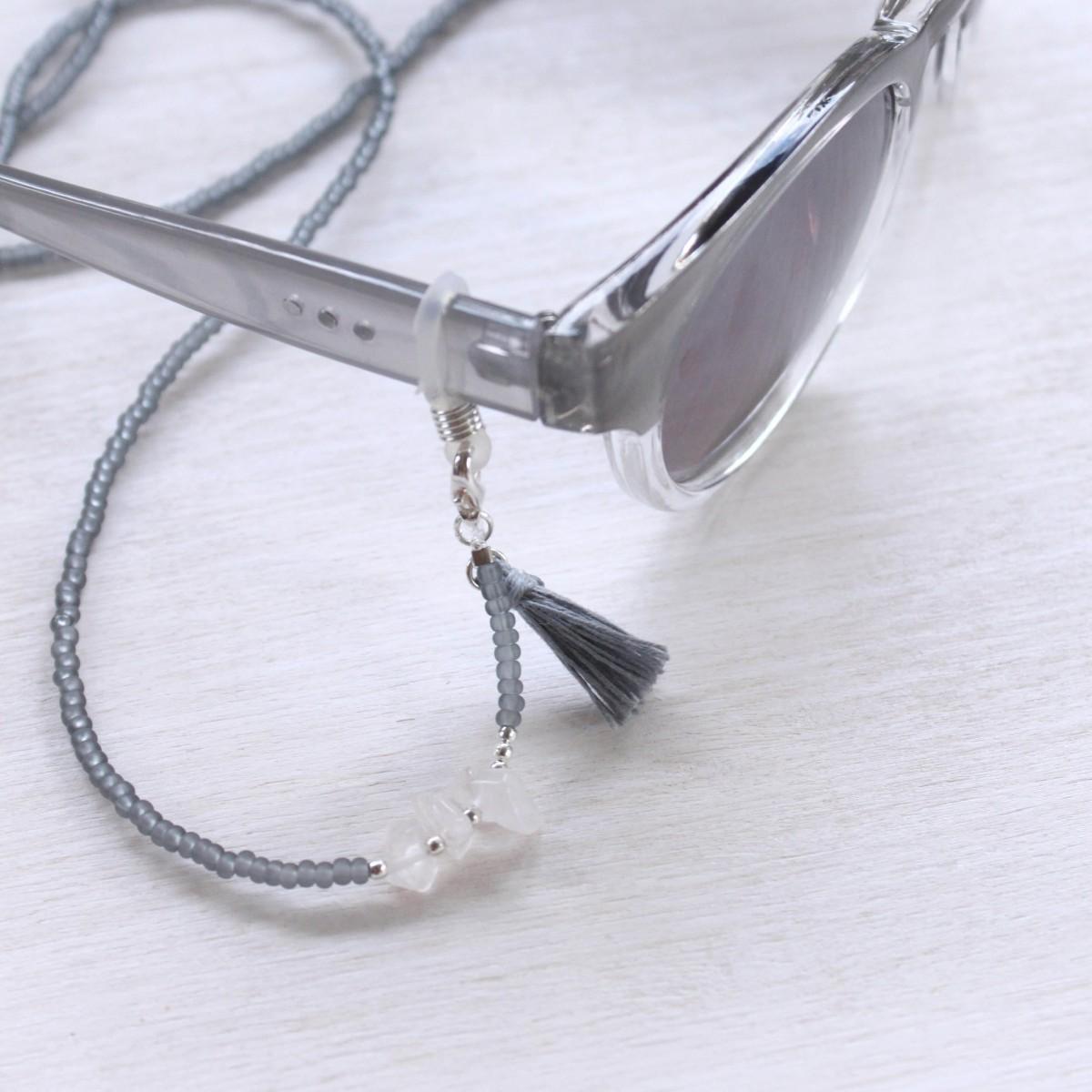 'Lovely Rose' Brillenkette