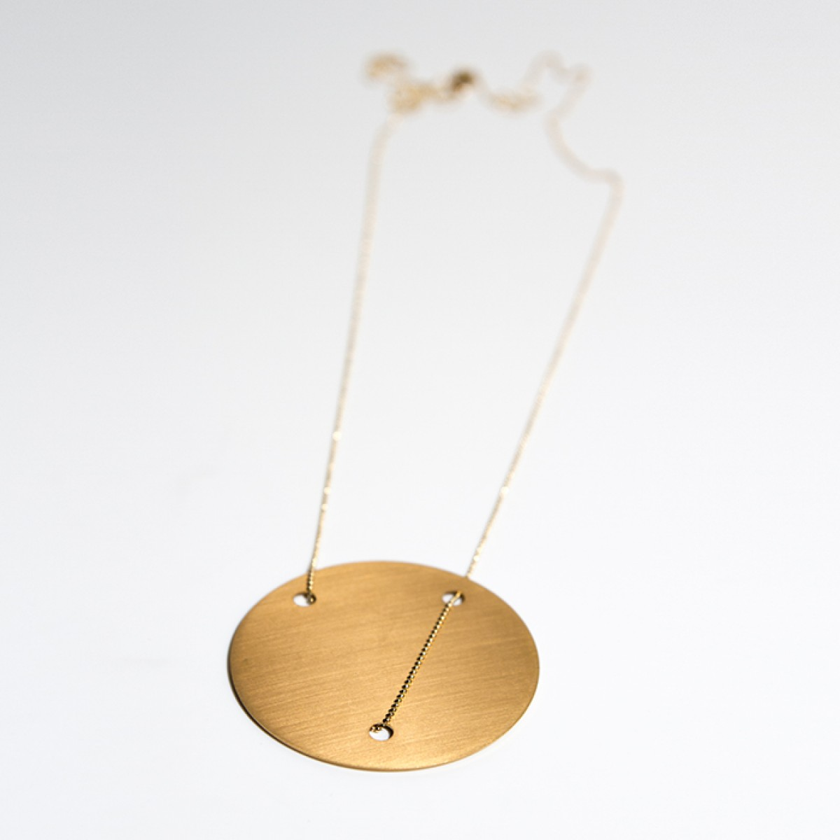 haloa jewellery DOT I gold I Halskette