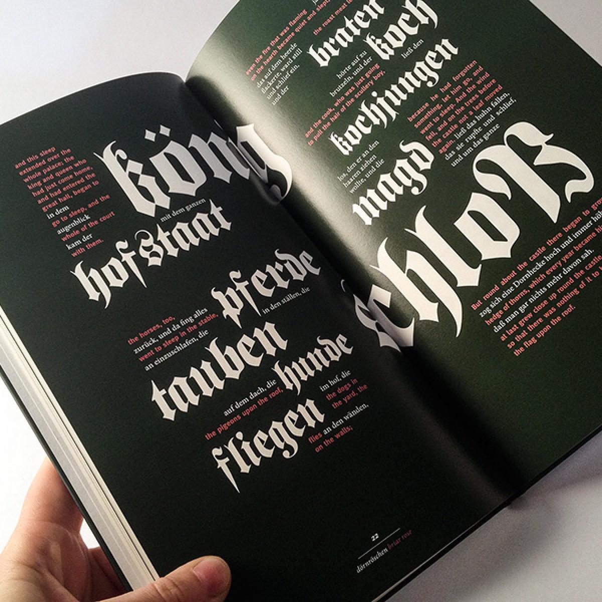 ACD DESIGN.BÜRO / Märchen Gebrüder Grimm Edition
