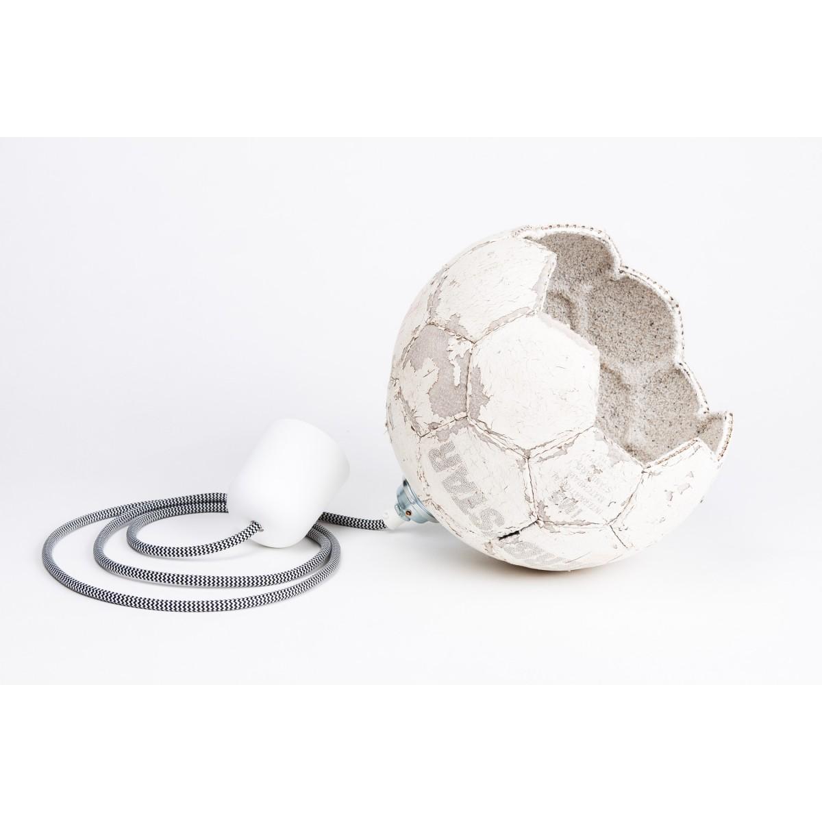 karolchicks Fußball Deckenleuchte