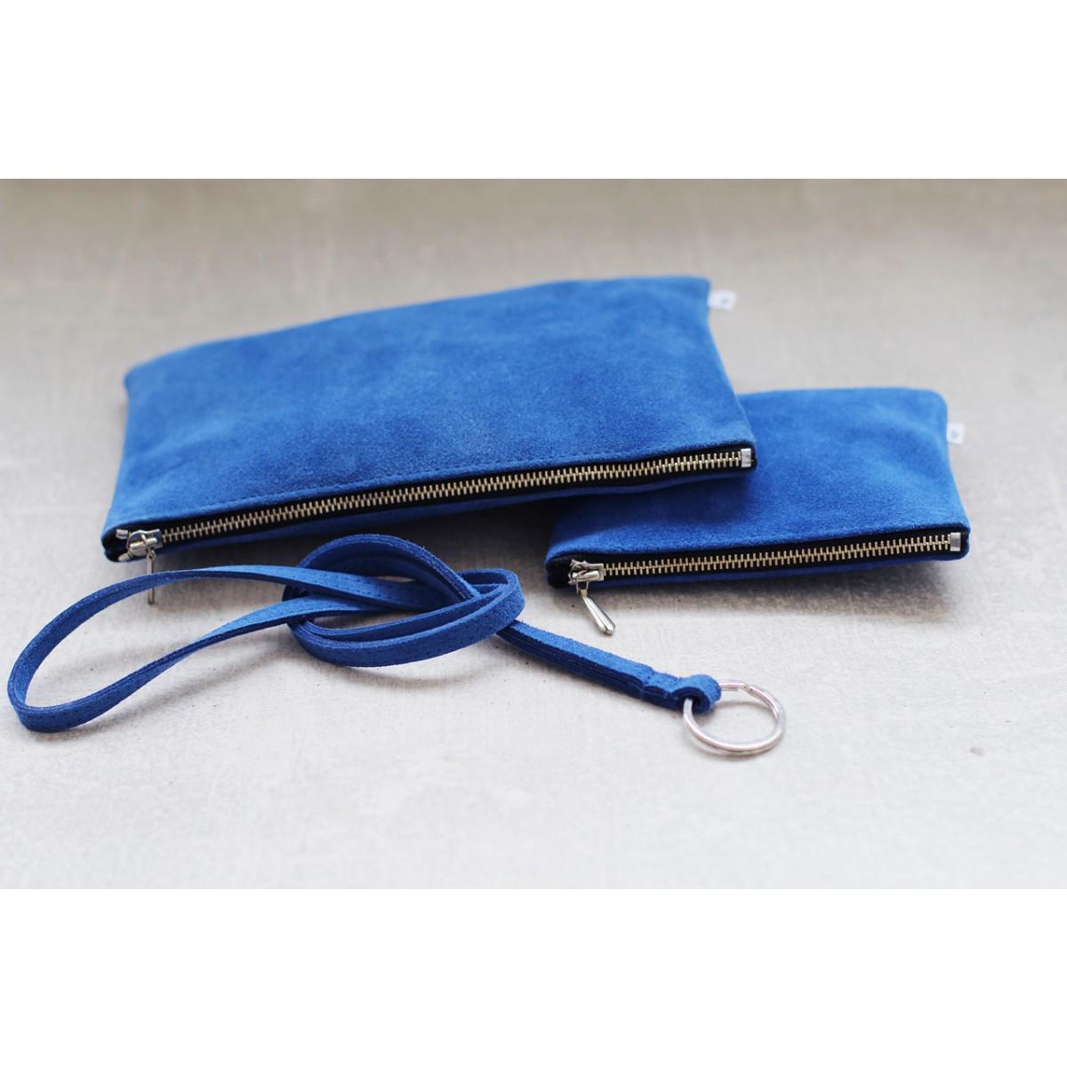 ElektroPulli Schlüsselband in blau