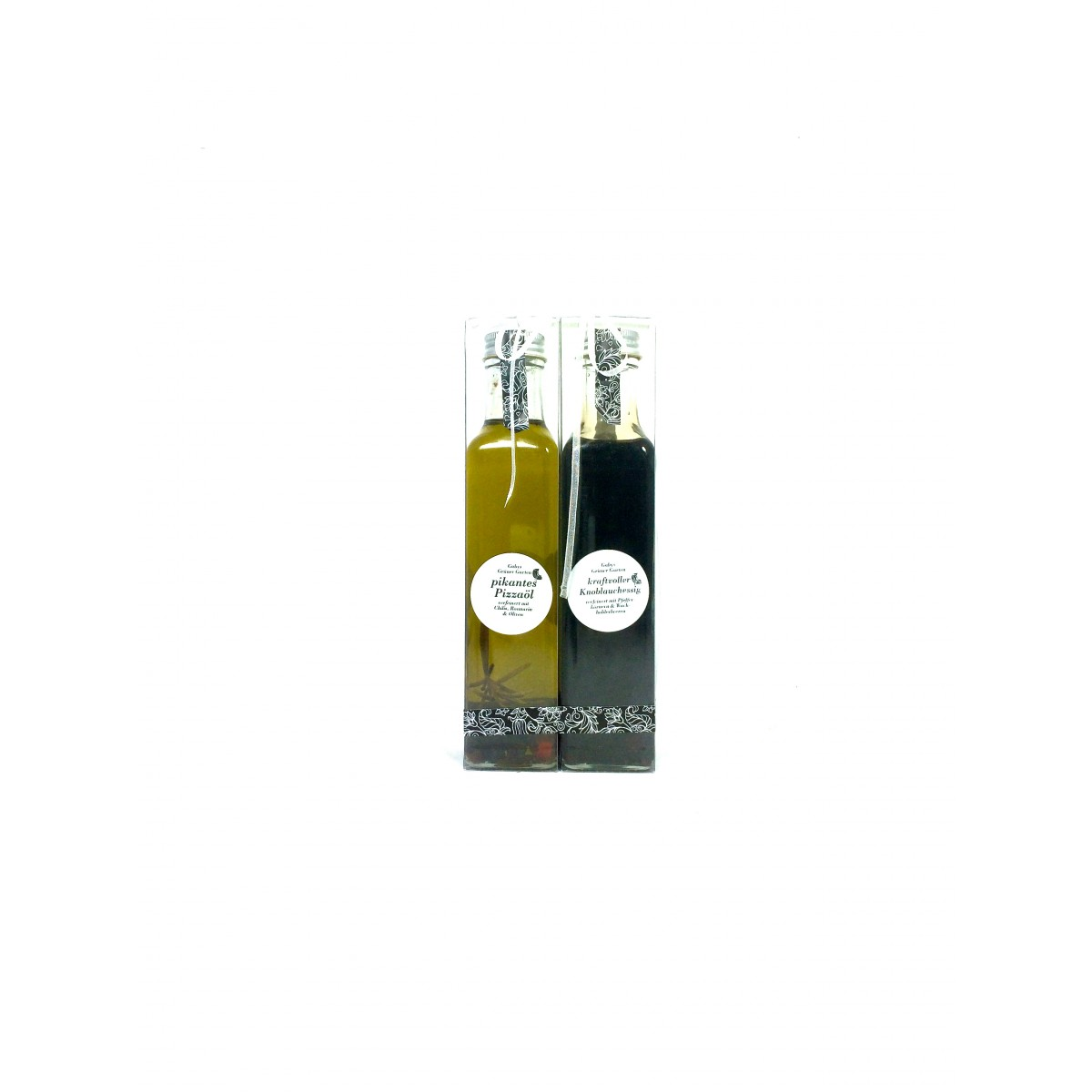 Gabys Grüner Garten Delikates Öl und Essig Duo 500ml