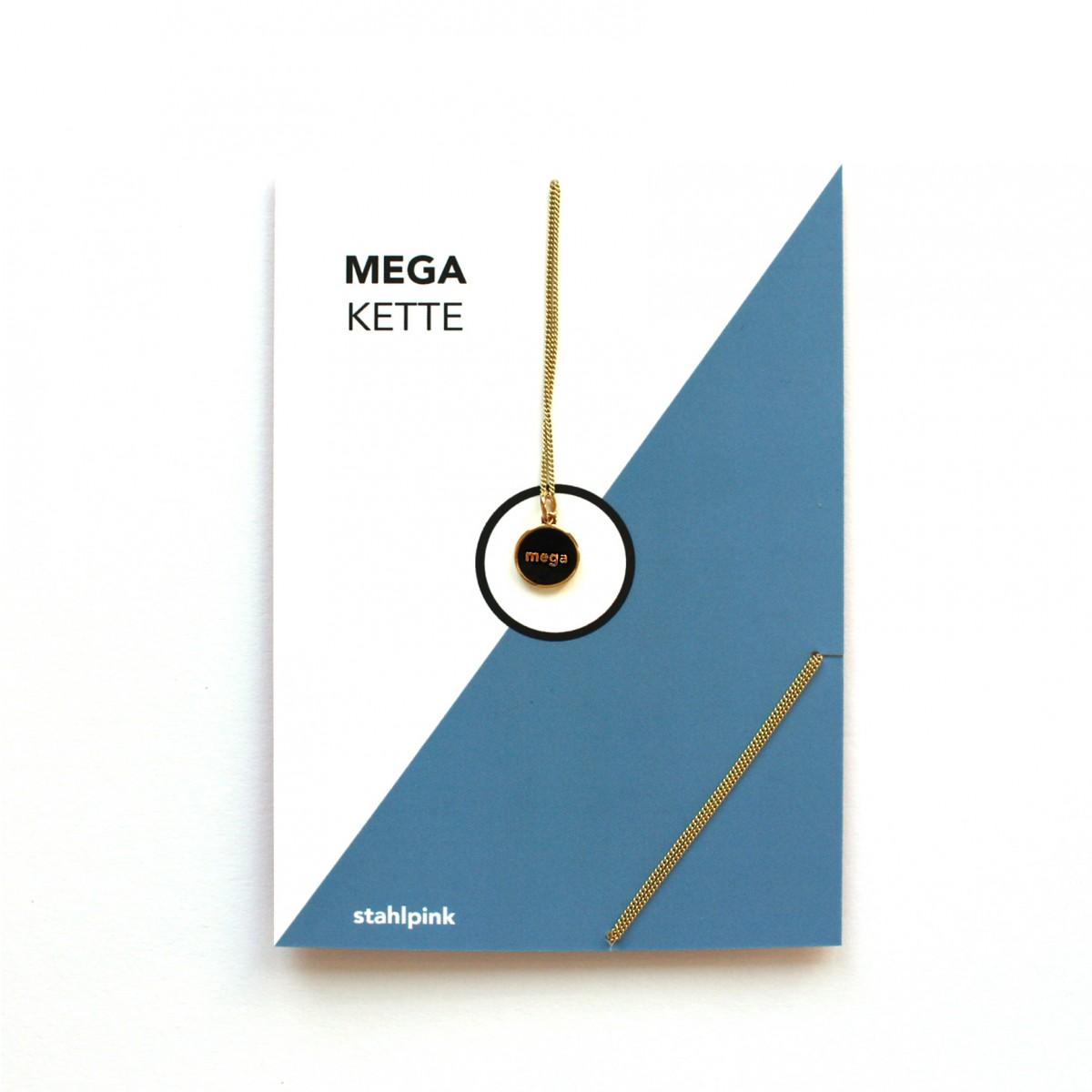 stahlpink Mega-Kettchen