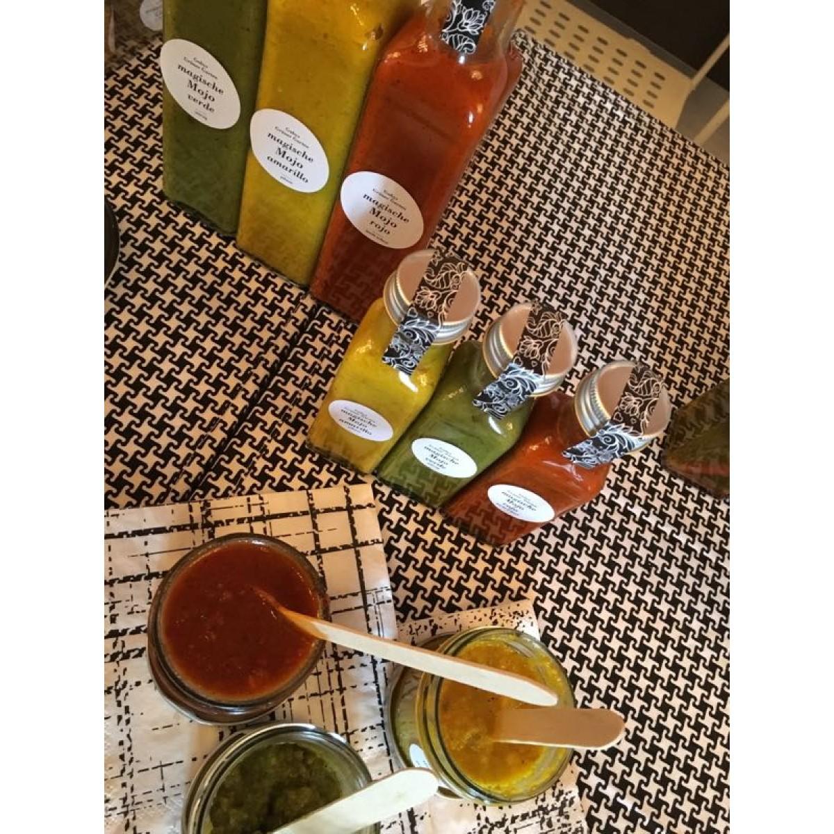 Gabys grüner Garten magische Mojo Amarillo (Salsa) 250ml