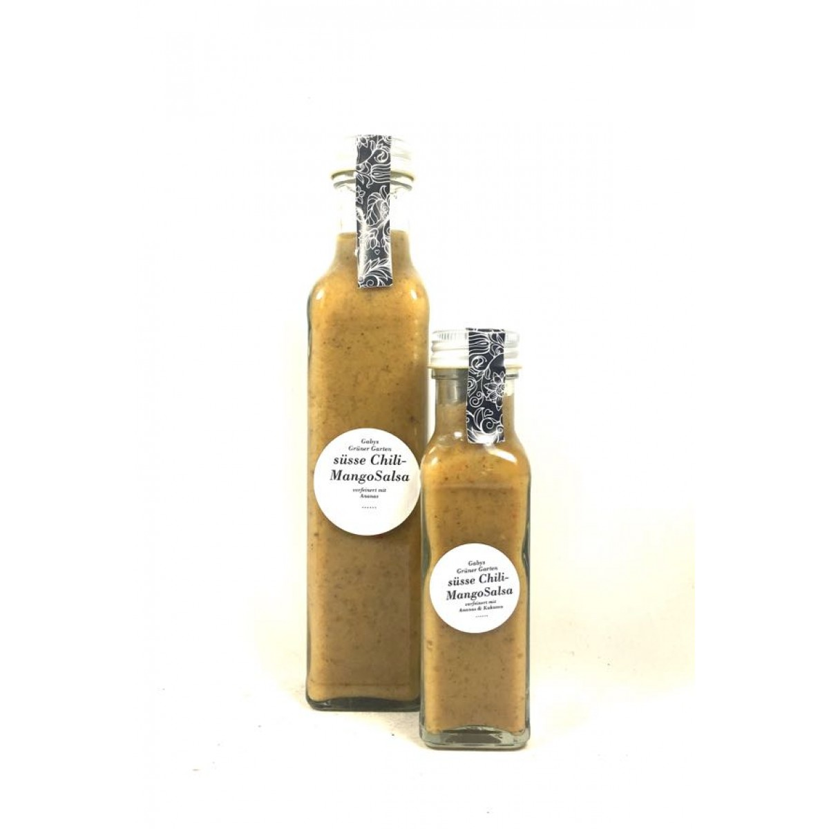 Gabys Grüner Garten Süsse Chili Mango Salsa 250ml