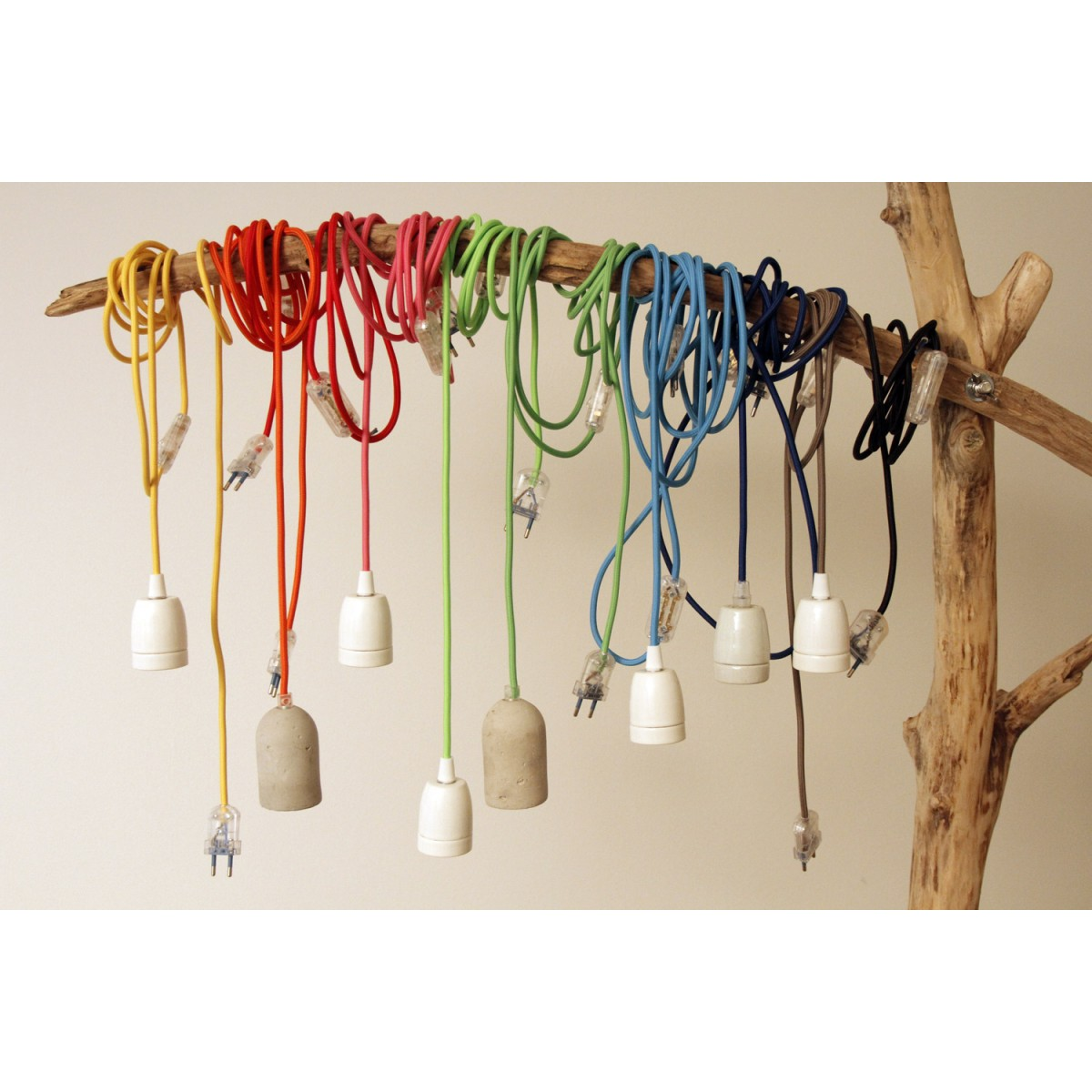 Paletta Robin Woods Lamp, S